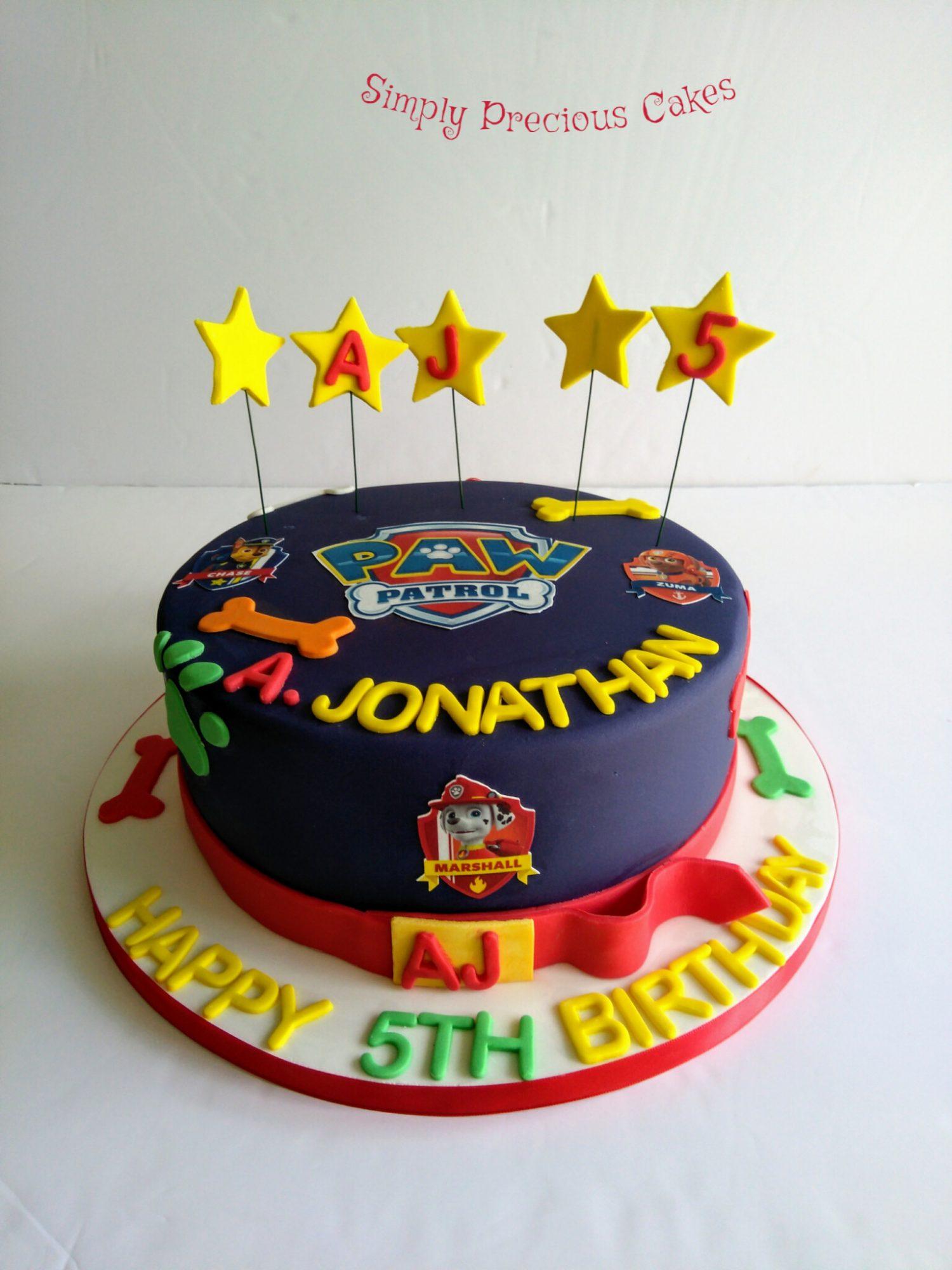 Fabulous Childrens Birthday Cakes Simply Precious Cakes Funny Birthday Cards Online Aboleapandamsfinfo