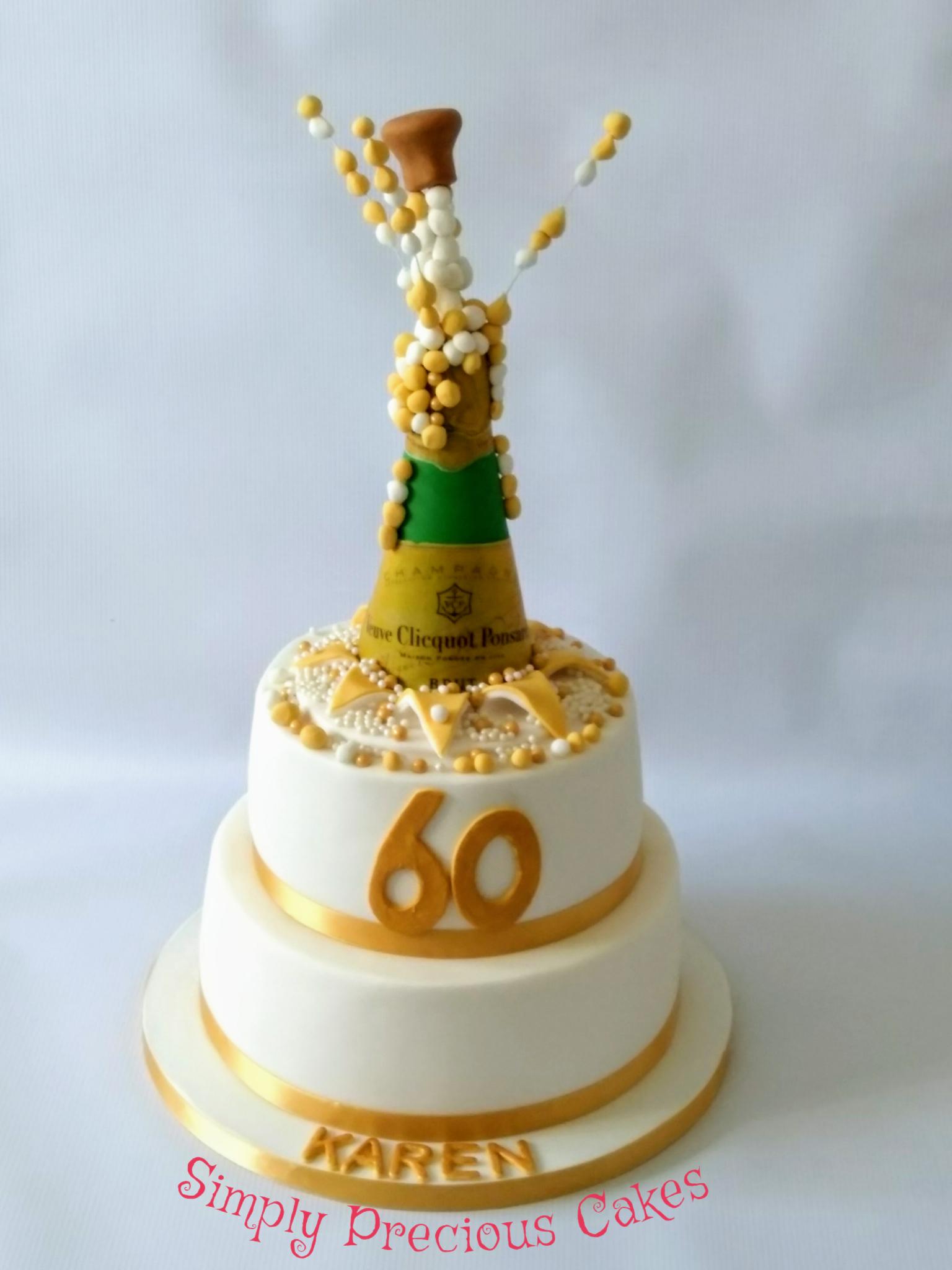 Astounding Adult Birthday Cakes Simply Precious Cakes Personalised Birthday Cards Epsylily Jamesorg