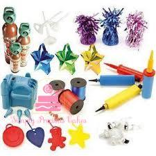 Balloons Accessories & Disposable Helium Canister